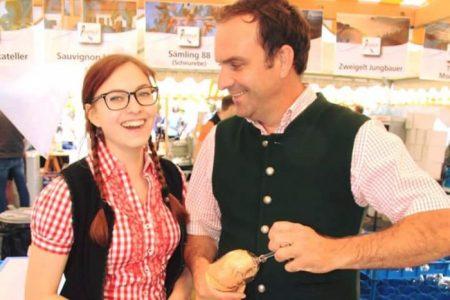 Julia und Toni Weinfest
